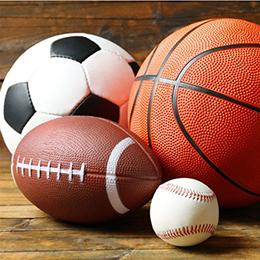 Balls & Equipment